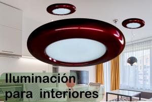 iluminacion para interiores